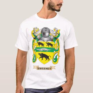 (家紋) Sweeneyの紋章付き外衣 Tシャツ