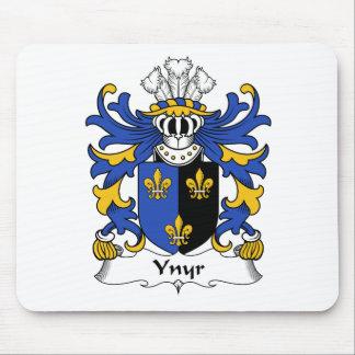 家紋Ynyrの古代紋章付き外衣 マウスパッド