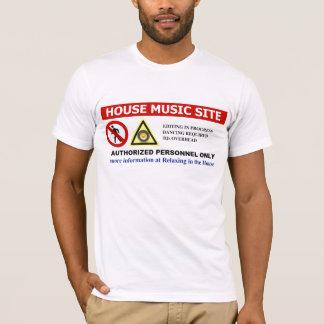 家音楽場所3 Tシャツ