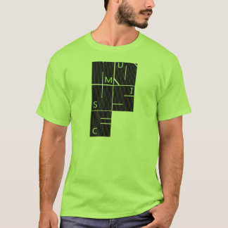 家音楽 Tシャツ
