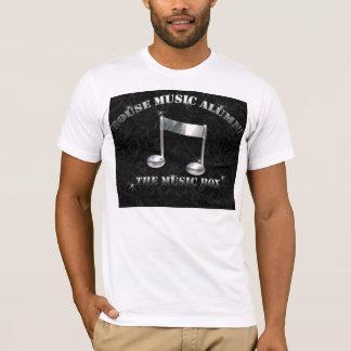 家音楽ALUMNI_MUSIC箱のコピー Tシャツ