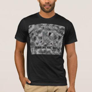 家音楽ALUMNI_MUSIC箱2のコピー Tシャツ