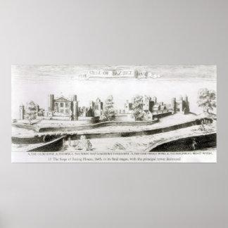家1645年のベースの包囲 ポスター