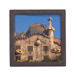 家BatiloのGaudiの建築、バルセロナ、 ギフトボックス
