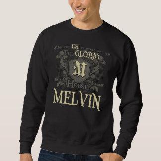 家MELVIN。 誕生日のためのギフトのワイシャツ スウェットシャツ