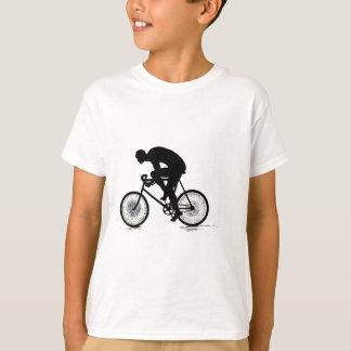 容易なライダー-ワイシャツ Tシャツ