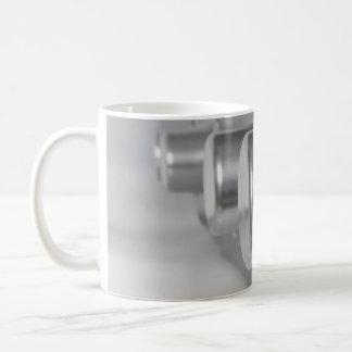 容積のノブ コーヒーマグカップ
