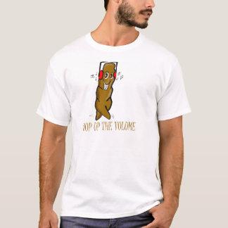 容積の上のウンチ Tシャツ