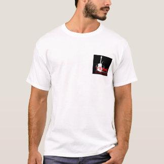 容積のPREGAMEパーティー Tシャツ