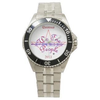 寄与された自由なWTP 腕時計