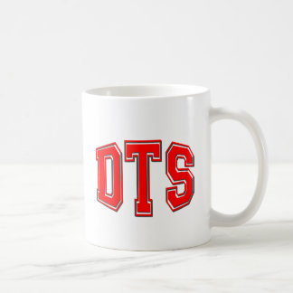 寄添うべきDTS コーヒーマグカップ