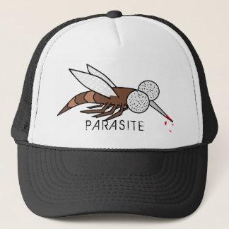 寄生虫(映画)の帽子 キャップ