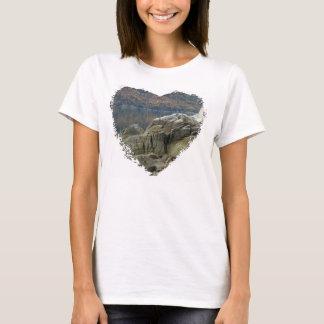 密輸業者の入江の海岸線 Tシャツ