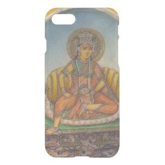 富の幸運および繁栄のLakshmiの女神 iPhone 8/7 ケース