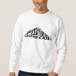 富士山の弾丸の登山のスエットシャツ スウェットシャツ