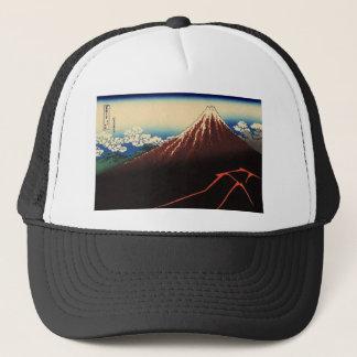 富士山の眺め03 キャップ