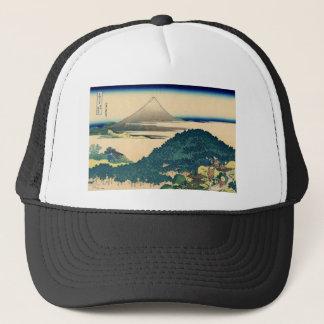 富士山の眺め06 キャップ