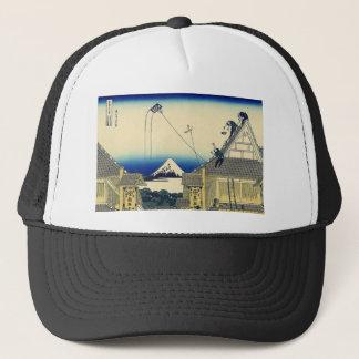 富士山の眺め11 キャップ