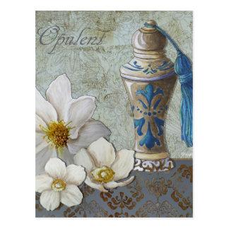 富裕な香水の郵便はがき ポストカード
