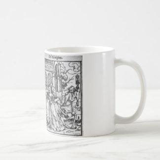 富豪ハンズHolbein著女王より若いの コーヒーマグカップ