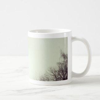 寒冷。 中間。 冬 コーヒーマグカップ