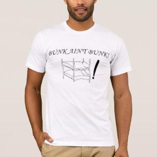 寝台は寝台ではないです Tシャツ