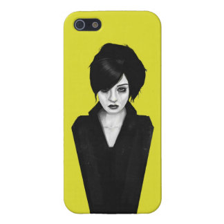 寡婦 iPhone 5 カバー