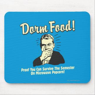 寮の食糧: 電子レンジ用のポップコーンを生き延びて下さい マウスパッド