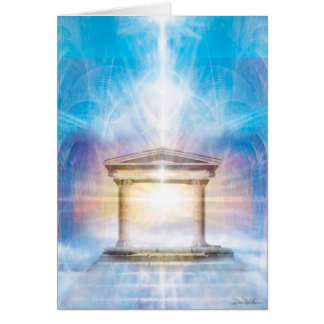 寺院の出入口 カード