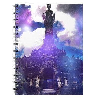 寺院の時間は忘れました ノートブック
