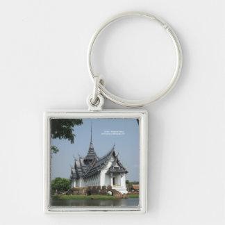 寺院のkeychain キーホルダー