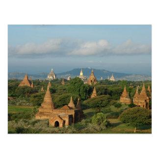 寺院 ポストカード