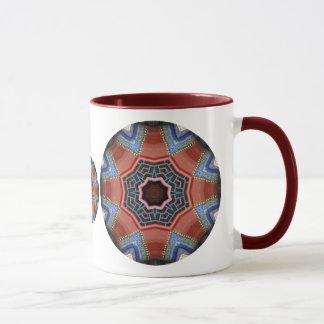 寺院 マグカップ