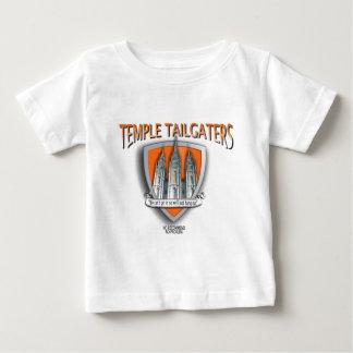 寺院Tailgater LOGOwear ベビーTシャツ