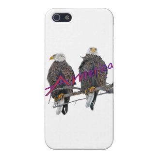対のイーグルスアメリカ iPhone 5 CASE