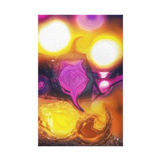 対の太陽 キャンバスプリント