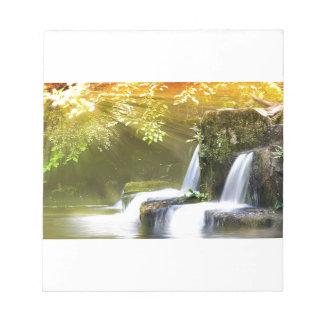 対の滝 ノートパッド