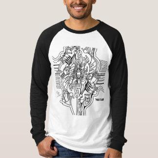 対の炎-彼の一致および彼女の物 Tシャツ