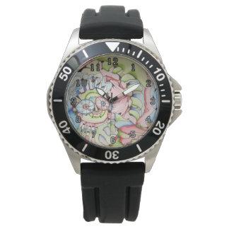 対の精神 腕時計