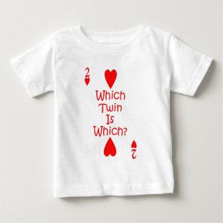 対の調和 ベビーTシャツ