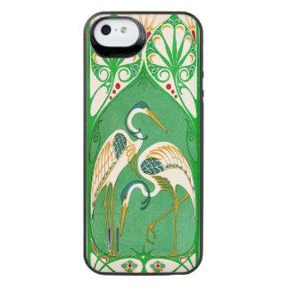 対の鷲 iPhone SE/5/5sバッテリーケース