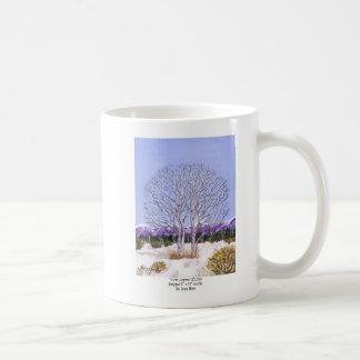 対の《植物》アスペン コーヒーマグカップ