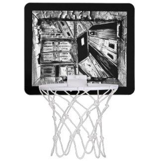 対外開放 ミニバスケットボールゴール