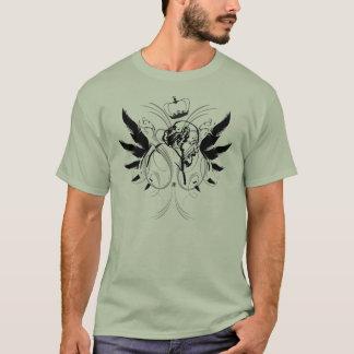 対立する見解 Tシャツ