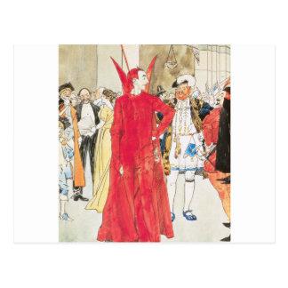 対立Mephistopheles: フィリップウィリアムはよろしいです; 1895年 ポストカード