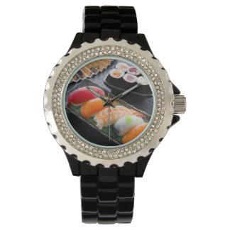 寿司およびロール 腕時計