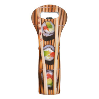 寿司および木の箸 ワイントート