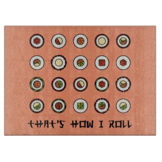寿司のまな板 カッティングボード