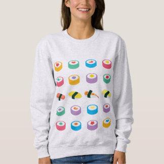 寿司のコレクション スウェットシャツ