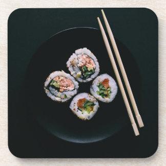 寿司のコースターセット コースター